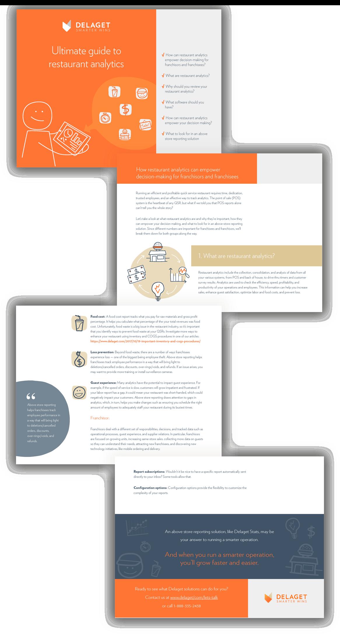 restaurant analytics guide pillar ebook pages2